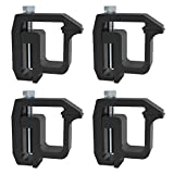 Y-autopart Mounting Clamps Truck Caps Camper