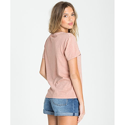 Billabong Women's Love Tee, Sandy Toes, XS by Billabong (Image #2)