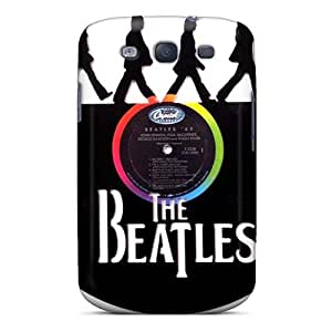 Scratch Resistant Cell-phone Hard Covers For Samsung Galaxy S3 With Support Your Personal Customized High-definition The Beatles Skin SherriFakhry