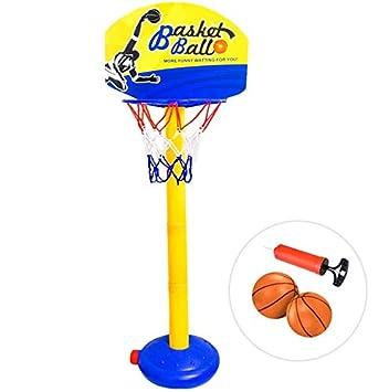 ForeverMagicToys Aro de Baloncesto para niños pequeños ...
