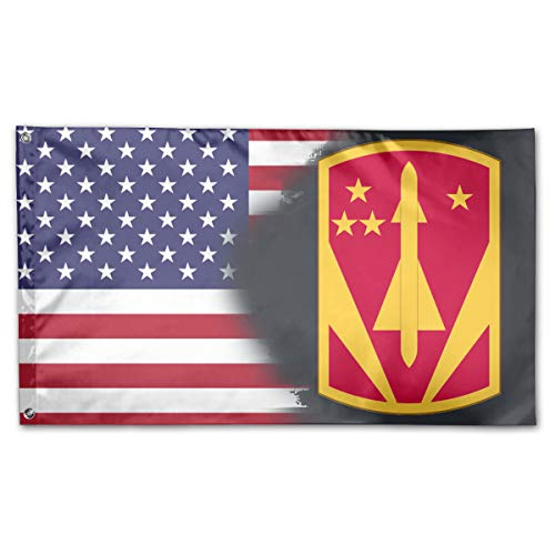 US America 31st Air Defense Artillery Brigade Flag Polyester Flag Indoor/Outdoor Banner Flags 3x5 Best Gift