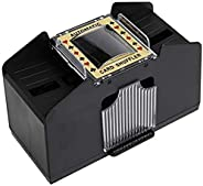 """StealStreet 2609L 4 Deck Auto Card Shuffler Requires 4 """"C Batteries Not Included,"""