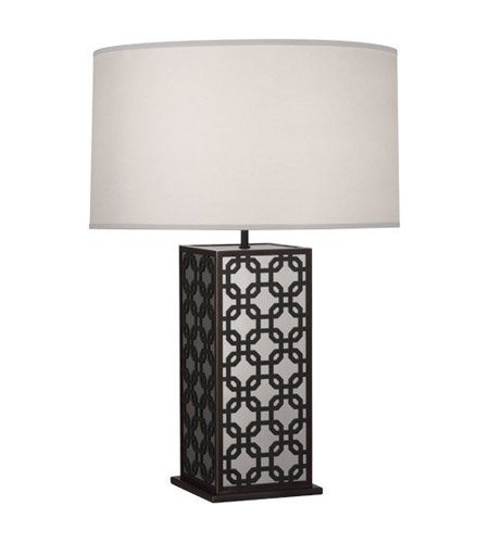 Robert Abbey One Light Table Lamp - Abbey Table Lamp Black Robert