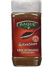 Cafés Baqué Café Soluble Descafeinado Bote - 200 gr