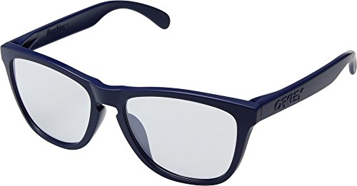 Oakley  Men's Frogskins Matte Blue One - Oakley Frogskins