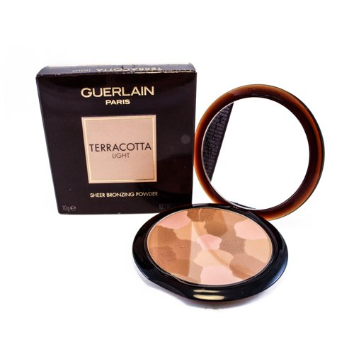 Guerlain Terracotta Light Sheer Bronzing Powder for Women, 02 Blondes, 0.35 Ounce