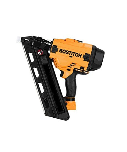 BOSTITCH BCF30PTM1 20V MAX 30° Paper Tape Cordless Framing Nailer Kit by  Bostitch