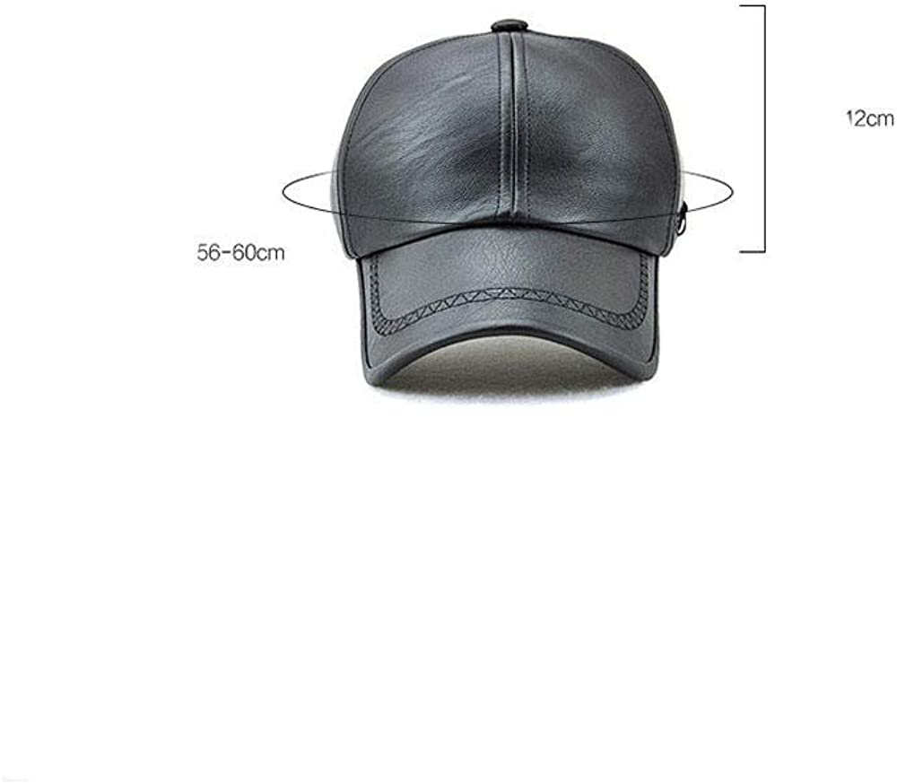 BMKWSG-MAOZi Baseball Cap Men and Women Warm Fashion Autumn and Winter hat Outdoor Casual hat