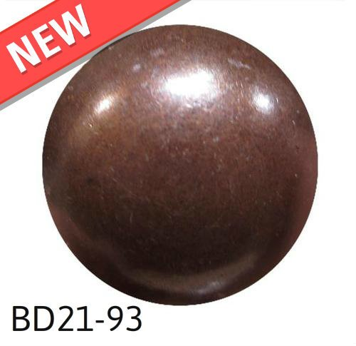 Bronze High Dome - Head Size:13/16'' Nail Length:5/8'' - 160 per box by Roto Metals