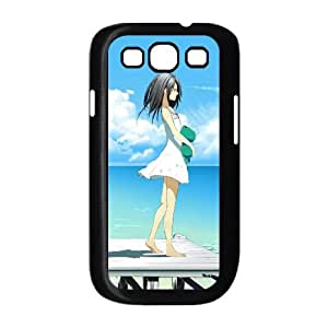 Samsung Galaxy S3 9300 Cell Phone Case Black yama No Susume Genero Phone cover E1349747