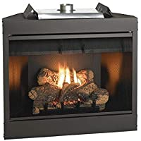 Empire Comfort Systems Deluxe 34 Keystone Series MV Flush Face B-Vent Fireplace - Natural Gas