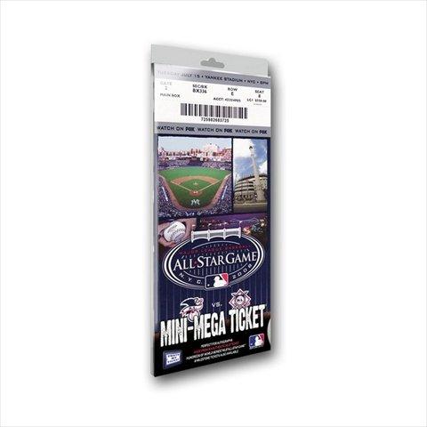 Thats My Ticket bnyymm08as 2008 MLB All Star Game Mini Mega Ticket - New York Yankees