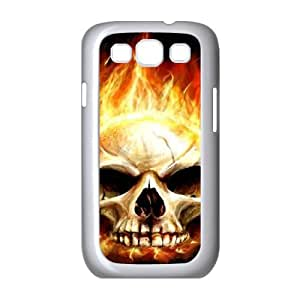 Samsung Galaxy S3 I9300 Skeleton Phone Back Case Customized Art Print Design Hard Shell Protection DF070843