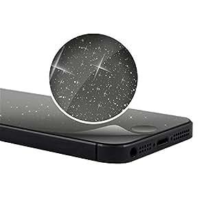 White Diamonds WDTG001 - Protector de pantalla vidrio templado 9H con destellos Swarovski compatible con Apple iPhone 6/6S