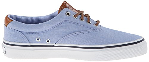 Sperry Sider Halbschuh Laceless Top Blue Blue I Striper 4rx84Rqnv