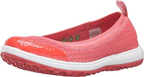 k360 Washable Ballet Coral Red/Pink Haze Wash Flat 5 M (B) (Rockport Washable)