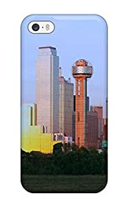 Tpu Case For Iphone 5/5s With Dallas City