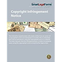 Copyright Infringement Notice [Instant Access]