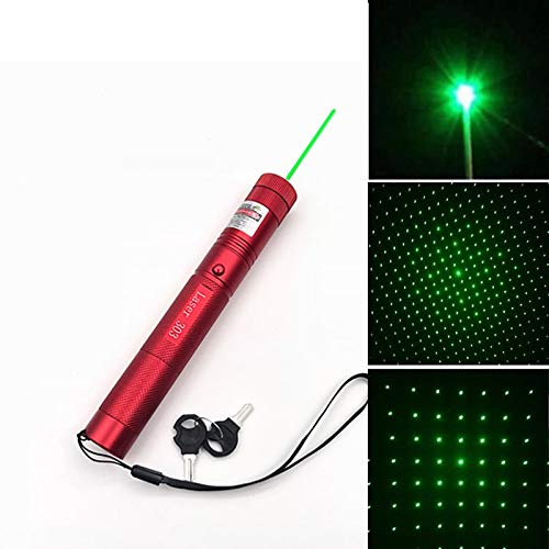 Best Quality - Lasers - 1Pcs 5mW 532nm Green Laser Pen Powerful Laser Pointer Presenter Remote Lazer Hunting Laser Bore Sighter Without Battery - by Tini - 1 ()