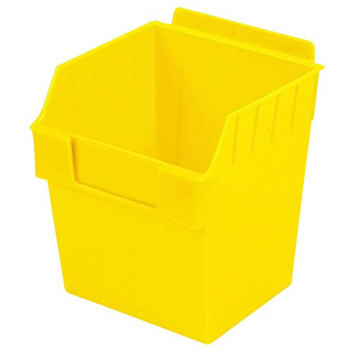 New Retail Yellow finish Cube Storbox 5.90''d x 5.90''w x 7.0''h by Storbox