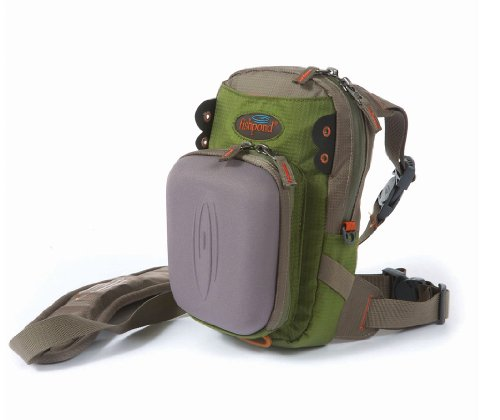 Fishpond Medicine Bow Chest Pack, Cutthroat Green