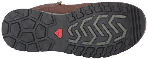 SalomonUtility Pro TS CSWP - zapatillas de trekking y senderismo de media caña Hombre Marrón (Trophy Brown Ltr /             Absolute Brown-X /             N)