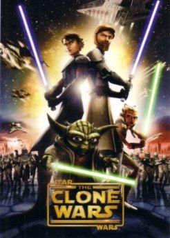 Star Wars Clone Wars 2008 Topps promo card P2