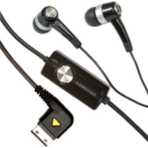 Samsung AAEP435SBEBC Handsfree Stereo Soft-Gel Headset - (Samsung S20 Pin)