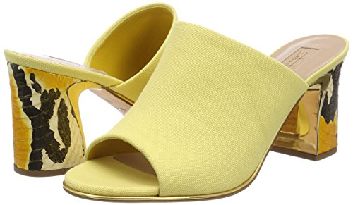 elgi yellow Toe Yellow Sebastian S7552t Open Olpa Professional Sandals Women''s nWBWHqf