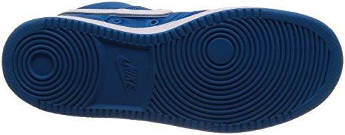 Nike Heren Vandaal Hoog Opperste Blauwe Baan / Wit