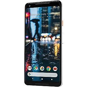 Google Pixel 2 XL 128GB Unlocked GSM/CDMA 4G LTE Octa-Core Phone w/ 12.2MP Camera – Just Black