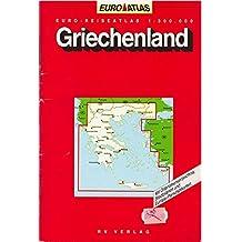 Grèce atlas                   EC