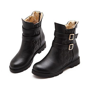 Boots Block Novelty Heel Women'S RTRY Boots EU40 Comfort Boots Snow Strap Soles UK7 Materials Shoes CN41 Light Fashion Customized Ankle US9 Boots Winter Combat pUwUT4q
