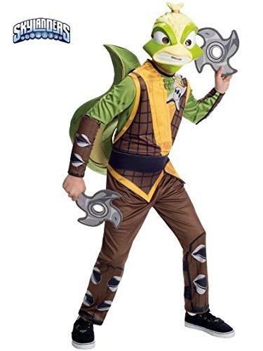 Rubies Skylanders Swap Force Stink Bomb Costume, Child Large by Rubie's
