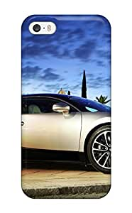 Hot Style GOXpBfI4657nXLed Protective Case Cover For Iphone5/5s(bugatti)