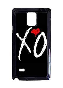 meilz aiaiEngood Design The Weeknd XO Logo Case Durable Unique Design Hard Back Case Cover For Samsung Galaxy Note 4 Newmeilz aiai
