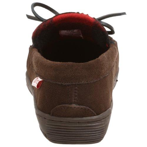 International Trailer Men's Rootbeer Tamarac Slippers Moccasin Slippers by 6zqEU7g