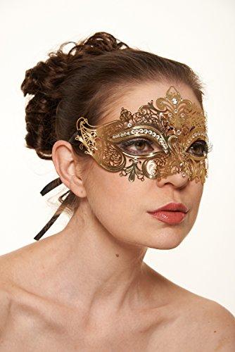 Venetian Gold Metal Laser cut Crystals product image