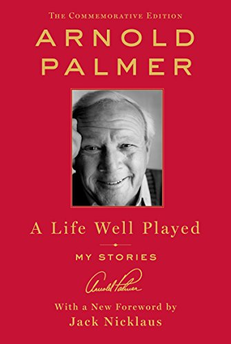 A Life Well Played: My Stories (Commemorative Edition) cover