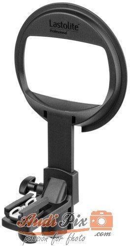 Lastolite LL LS2414 Ezybox Hotshoe Mark II Mounting Bracket (Black) - Lastolite Hot Shoe Ezybox Softbox