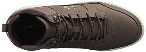 SPT 417 Mid Khaki Men's Explorateur 2 Lacoste Sneaker wqIECtI