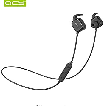 QCY qy12 Interruptor magnético auriculares inalámbricos Bluetooth auriculares deporte auriculares con micrófono cancelación de ruido auriculares