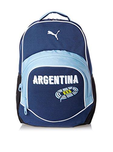 Puma World Cup Ball Backpack, Blue (Blue)