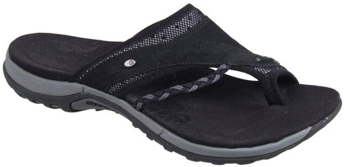 Merrell Women's Hollyleaf Sandal,Black,10 M US