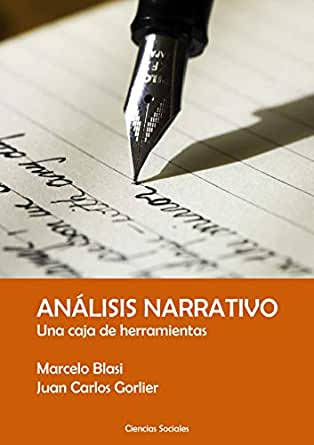 Análisis Narrativo: Una caja de herramientas eBook: Blasi, Marcelo ...
