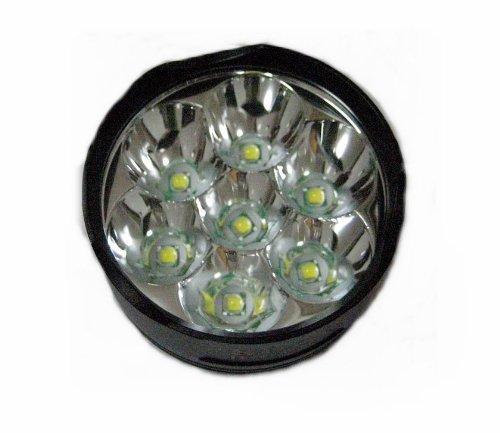 BESTSUN Trustfire High-power Super Bright 8500 Lumens 7x Cree Xm-l T6 LED Flashlight Torch 18650