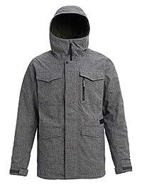 Burton 130651 Men's Covert Jacket, Bog Heather, Large