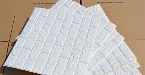 Gyx piastrelle impermeabile modello solido paraurti schiuma