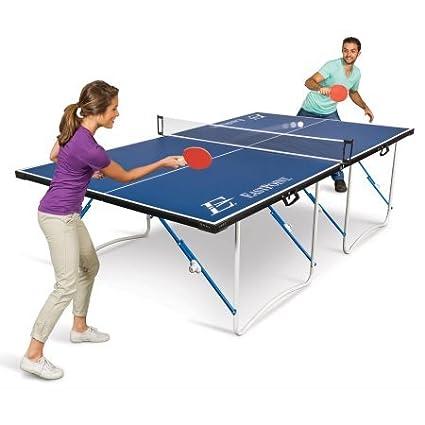 Amazon Com Eastpoint Sports Fold N Store Table Tennis