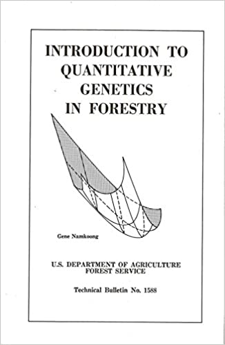 Introduction to Quantitative Genetics in Forestry Technical